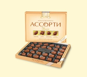 Assorti candies ― Ukrflower - flower delivery