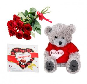 Your Valentine ― Ukrflower - flower delivery