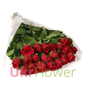 "Bouquet ""Miledy ""21 premium Dutch Rose ― Ukrflower - flower delivery"
