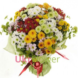 Colours of Autumn ― Ukrflower - flower delivery