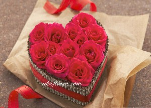 "The heart  ""True Love"" ― Ukrflower - flower delivery"