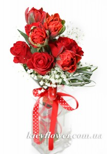 "Bouquet ""March 8 "" ― Ukrflower - flower delivery"