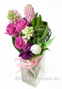 "Bouquet ""Spring Festival "" ― Ukrflower - flower delivery"