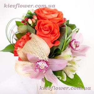 "Bouquet ""Reciprocity "" ― Ukrflower - flower delivery"
