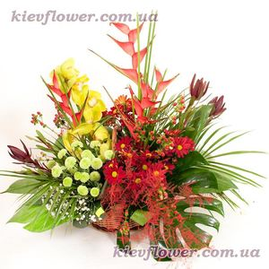"Cart ""Gran Prix "" ― Ukrflower - flower delivery"
