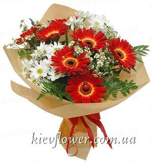 "Bouquet ""Europe "" ― Ukrflower - flower delivery"