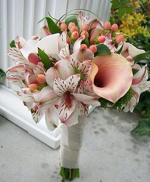 Wedding Bouquet № 25 ― Ukrflower - flower delivery