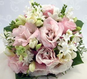 Brides bouquet № 37 ― Ukrflower - flower delivery