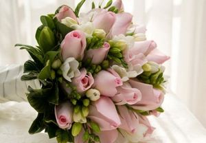 Brides bouquet № 39 ― Ukrflower - flower delivery