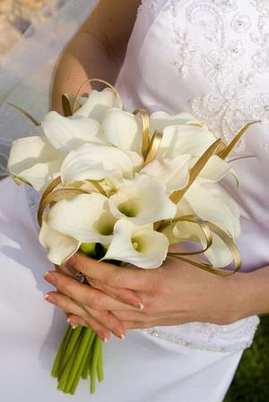 Brides bouquet № 42 ― Ukrflower - flower delivery