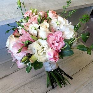 Brides bouquet № 43 ― Ukrflower - flower delivery
