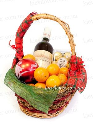 Gift basket 2 ― Ukrflower - flower delivery