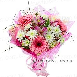 "Bouquet ""The Charm "" ― Ukrflower - flower delivery"