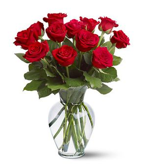 Bouquet of 11 red roses ― Ukrflower - flower delivery