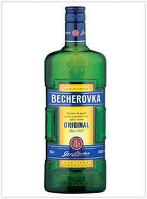 Becherovka ― Ukrflower - flower delivery