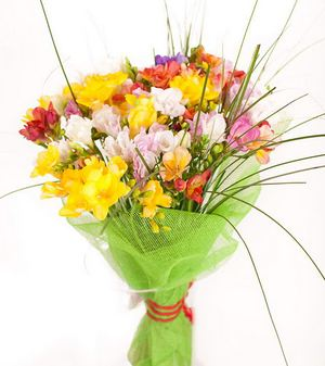 Bouquet Tanya ― Ukrflower - flower delivery