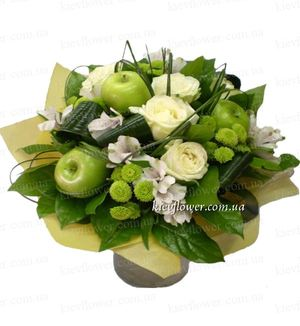 "Bouquet ""Apple "" ― Ukrflower - flower delivery"