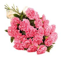 Bouquet of 39 carnations